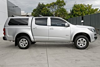 2016 Holden Colorado RG MY16 LS Crew Cab 4x2 Grey 6 Speed Sports Automatic Cab Chassis.