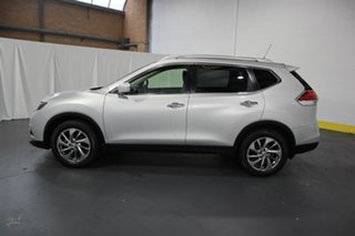 2015 Nissan X-Trail T32 Ti X-tronic 4WD Silver 7 Speed Constant Variable Wagon