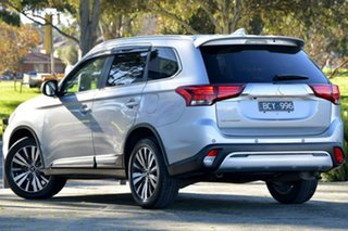 2019 Mitsubishi Outlander ZL MY19 LS 2WD Silver, Chrome 6 Speed Constant Variable Wagon.