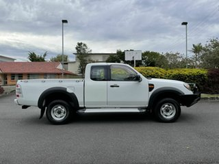 2011 Ford Ranger PK XL White 5 Speed Manual Extracab.