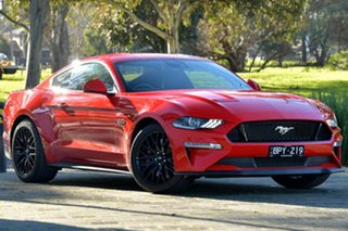 2021 Ford Mustang FN 2021.50MY GT Red 10 Speed Sports Automatic Fastback.