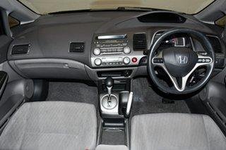 2011 Honda Civic 8th Gen MY10 VTi-L Black 5 Speed Automatic Sedan