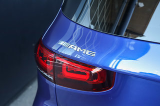 2021 Mercedes-Benz GLB-Class X247 801MY GLB35 AMG SPEEDSHIFT DCT 4MATIC Galaxy Blue 8 Speed