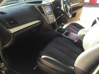 2012 Subaru Outback MY12 2.5I Premium AWD Black 6 Speed Manual Wagon