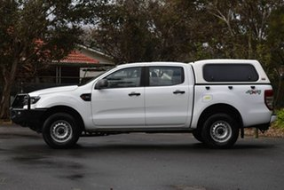 2017 Ford Ranger PX MkII 2018.00MY XL White 6 Speed Sports Automatic Utility