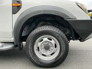 2011 Ford Ranger PK XL White 5 Speed Manual Extracab