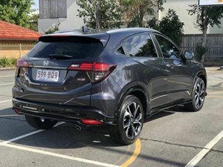 2018 Honda HR-V MY18 RS Black 1 Speed Constant Variable Hatchback.