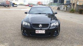 2011 Holden Commodore VE II SS Black 6 Speed Automatic Sedan