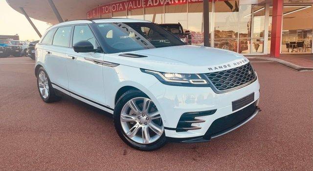 Pre-Owned Land Rover Range Rover Velar MY18 D300 R-Dynamic SE AWD Myaree, 2017 Land Rover Range Rover Velar MY18 D300 R-Dynamic SE AWD 8 Speed Automatic Wagon