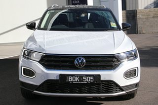 2021 Volkswagen T-ROC A1 MY21 110TSI Style Silver 8 Speed Sports Automatic Wagon
