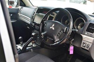 2017 Mitsubishi Pajero NX MY17 GLX Cool Silver 5 Speed Sports Automatic Wagon