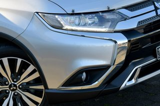 2019 Mitsubishi Outlander ZL MY19 LS 2WD Silver, Chrome 6 Speed Constant Variable Wagon