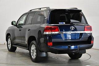 2019 Toyota Landcruiser VDJ200R VX Blue 6 Speed Sports Automatic Wagon
