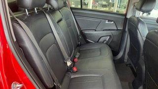 2012 Kia Sportage SL MY13 Platinum Red 6 Speed Sports Automatic Wagon