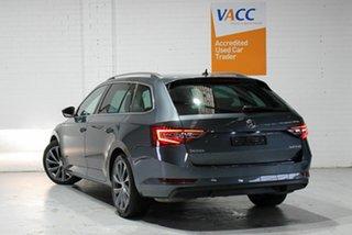 2019 Skoda Superb NP MY19 162TSI DSG Grey 6 Speed Sports Automatic Dual Clutch Wagon.