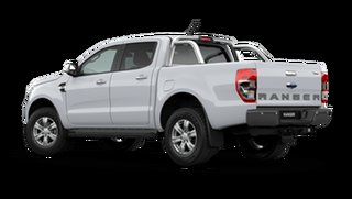 2020 Ford Ranger PX MkIII 2021.25MY XLT Arctic White 10 Speed Sports Automatic Double Cab Pick Up