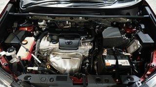 2016 Toyota RAV4 ASA44R GX AWD Red 6 Speed Sports Automatic Wagon