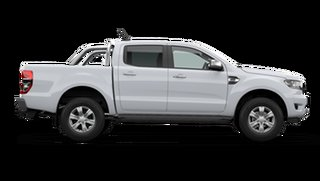2020 Ford Ranger PX MkIII 2021.25MY XLT Arctic White 10 Speed Sports Automatic Double Cab Pick Up.