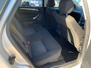 2011 Ford Mondeo MC LX TDCi Silver 6 Speed Direct Shift Wagon