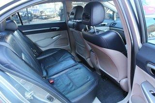 2006 Honda Civic 40 Sport Grey 5 Speed Automatic Sedan