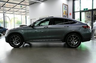 2019 Mercedes-Benz GLC-Class C253 800MY GLC300 Coupe 9G-Tronic 4MATIC Grey 9 Speed Sports Automatic