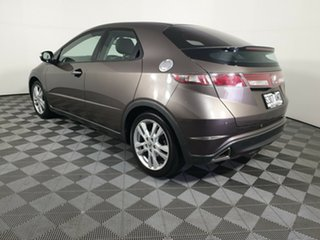 2011 Honda Civic 8th Gen MY11 SI Brown 5 Speed Automatic Hatchback