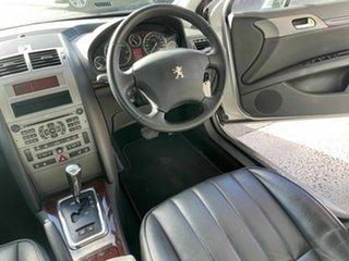 2006 Peugeot 407 ST Executive Silver 4 Speed Tiptronic Sedan