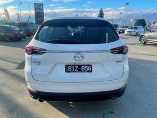 2021 Mazda CX-8 KG4W2A Asaki SKYACTIV-Drive i-ACTIV AWD 6 Speed Sports Automatic Wagon