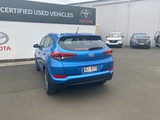 2015 Hyundai Tucson TL Active X (FWD) Blue 6 Speed Automatic Wagon