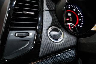 2016 Holden Commodore VF II MY16 SV6 Green 6 Speed Manual Sedan