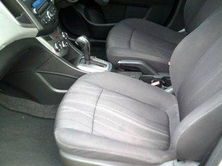 2013 Holden Barina TM MY13 CD White 6 Speed Automatic Sedan