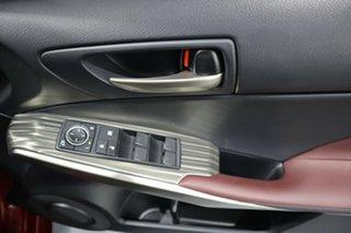 2019 Lexus IS ASE30R IS300 Luxury Red 8 Speed Sports Automatic Sedan