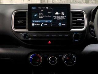 2021 Hyundai Venue QX.V3 MY21 Silver 6 Speed Automatic Wagon