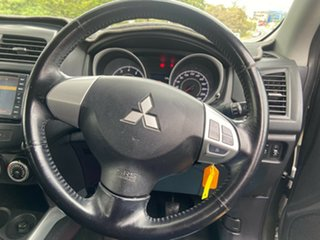 2010 Mitsubishi ASX XA MY11 2WD Grey 5 Speed Manual Wagon