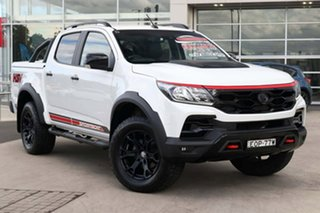 2019 Holden Special Vehicles Colorado RG MY19 SportsCat Pickup Crew Cab RS White 6 Speed.