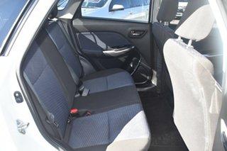 2020 Suzuki Baleno EW Series II GL White 4 Speed Automatic Hatchback
