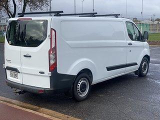 2016 Ford Transit Custom VN 290S Low Roof SWB White 6 Speed Manual Van