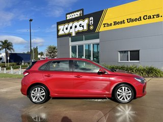 2019 Hyundai i30 PD2 MY19 Active Red/290619 6 Speed Sports Automatic Hatchback.