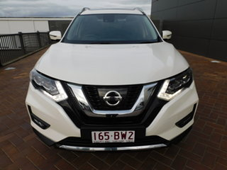 2017 Nissan X-Trail T32 Series II TL X-tronic 4WD White 7 Speed Constant Variable Wagon