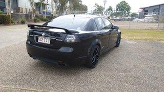 2011 Holden Commodore VE II SS Black 6 Speed Automatic Sedan.