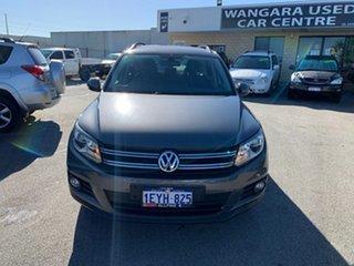 2013 Volkswagen Tiguan 5NC MY13 132 TSI Pacific Pepper Grey 6 Speed Automatic Wagon.