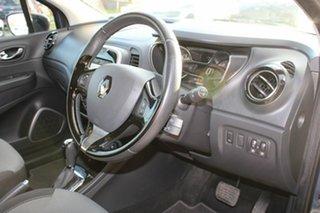 2015 Renault Captur J87 Expression EDC Blue 6 Speed Sports Automatic Dual Clutch Hatchback