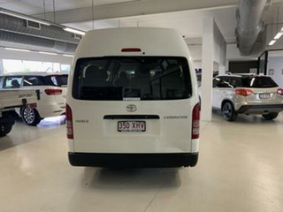 2016 Toyota HiAce KDH223R MY16 Commuter White 4 Speed Automatic Bus