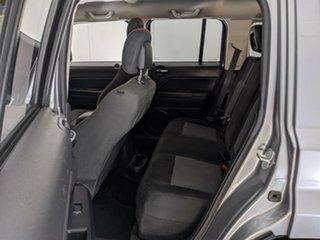 2015 Jeep Patriot MK MY15 Sport 4x2 Silver 6 Speed Sports Automatic Wagon