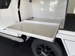 2020 Toyota Hilux GUN126R SR5 Extra Cab White 6 Speed Sports Automatic Utility