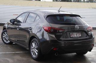 2015 Mazda 3 BM5476 Maxx SKYACTIV-MT Grey 6 Speed Manual Hatchback.
