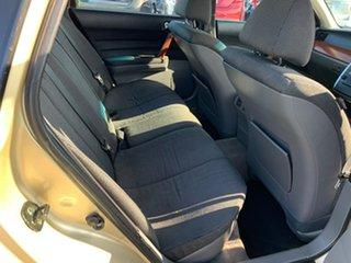 2004 Nissan Maxima J31 ST-L Gold 4 Speed Automatic Sedan