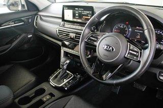 2020 Kia Seltos MY20 GT Line (AWD) White 7 Speed Auto Dual Clutch Wagon