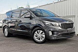 2015 Kia Carnival YP MY15 SI Grey 6 Speed Sports Automatic Wagon.