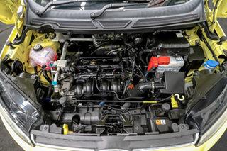 2014 Ford Ecosport BK Titanium PwrShift Yellow 6 Speed Sports Automatic Dual Clutch Wagon